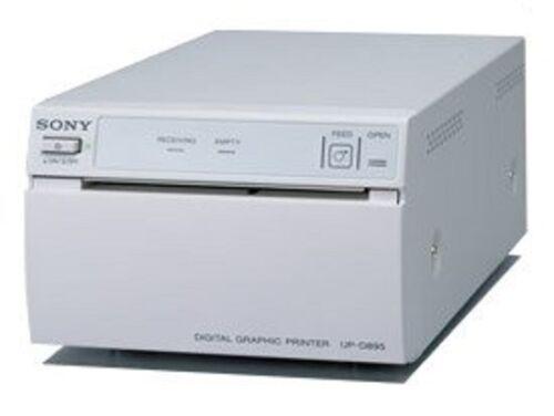 SONY UP-D895MD DIGITAL USB Printer Ultrasound endoscopy /& Power C WARRANTY