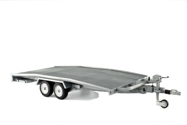 LAUDORACING-MODELS TRAILER RAMP Accessories 1//18 LM14AC