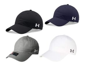 Under Armour Men s Baseball Cap Chino Relaxed Sport Hat Golf OSFM ... 728f93043c40