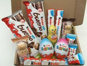 Détails Sur Anniversaire Noël Enfants Kinder Surprise Oeuf Cadeau Entraver Bueno Chocolat Afficher Le Titre Dorigine