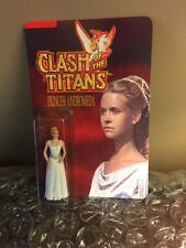 Clash of The Titans Custom Princess Andromeda  figure on custom Card  Mattel