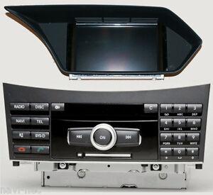 mercedes comand aps w212 ntg4 mit monitor e klasse gps mit. Black Bedroom Furniture Sets. Home Design Ideas