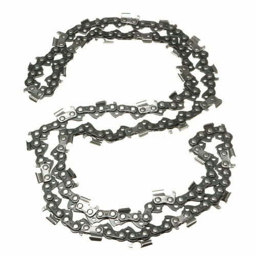 """Hard Metal Chainsaw Chain 0.058/"""" Gauge Tilt Stopper Teeth Replacement Part 20/"""""""