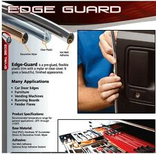 Car Door Edge Guard 7/16 Chrome Colour Length 1.5 Foot -QTY. 4 Nos (U.S.A.Make)
