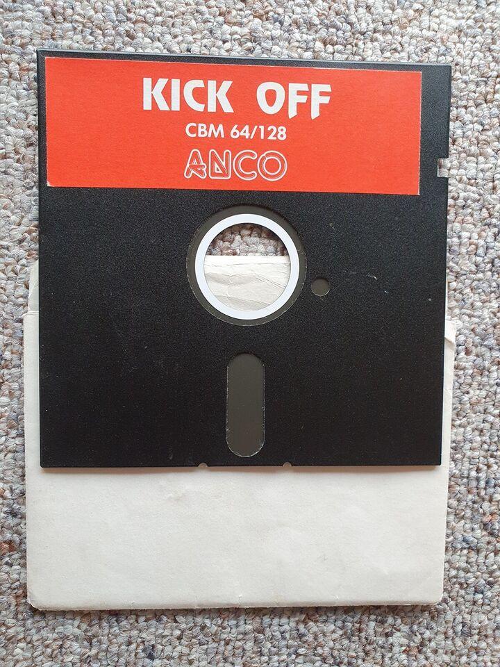 Kick Off & Water Polo [25/stk / samlet kr. 40,-], Commodore