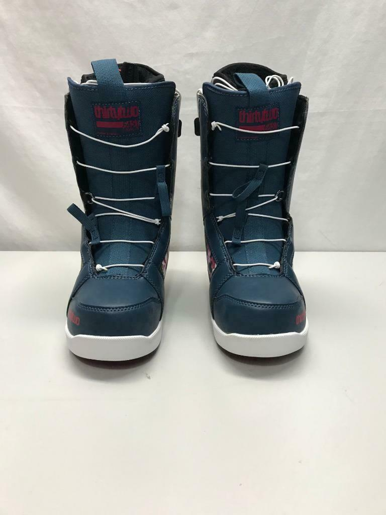 Thirty Two 32  Womens 86 FT Snowboard Boots Floral bluee Size 7.5  NEW  offering 100%