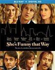 VG She's Funny That Way Blu-ray Digital HD 2015