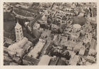 N°234 Holy grave church Jerusalem ZEPPELIN Dirigible AIRSHIP CARD IMAGE 30s