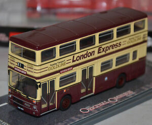 Corgi-OOC-OM45117-MCW-metrobus-MKI-Lettura-Autobus-di-Londra-Heathrow-Express