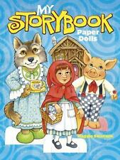 My Storybook Paper Dolls by Maggie Swanson (2013, Paperback)