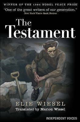 1 of 1 - The Testament-ExLibrary