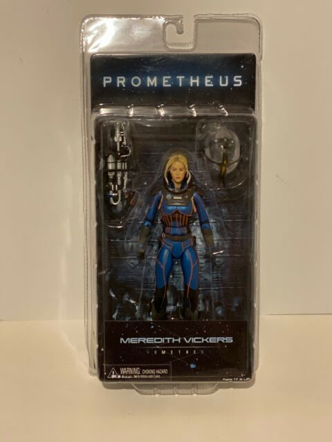 "7/"" Deluxe Action Figure Vickers Series 4 The Lost Wave NECA Prometheus"