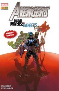 Marvel Icon 16 MARVEL UNIVERSE VS AVENGERS - Panini - Italia - Marvel Icon 16 MARVEL UNIVERSE VS AVENGERS - Panini - Italia