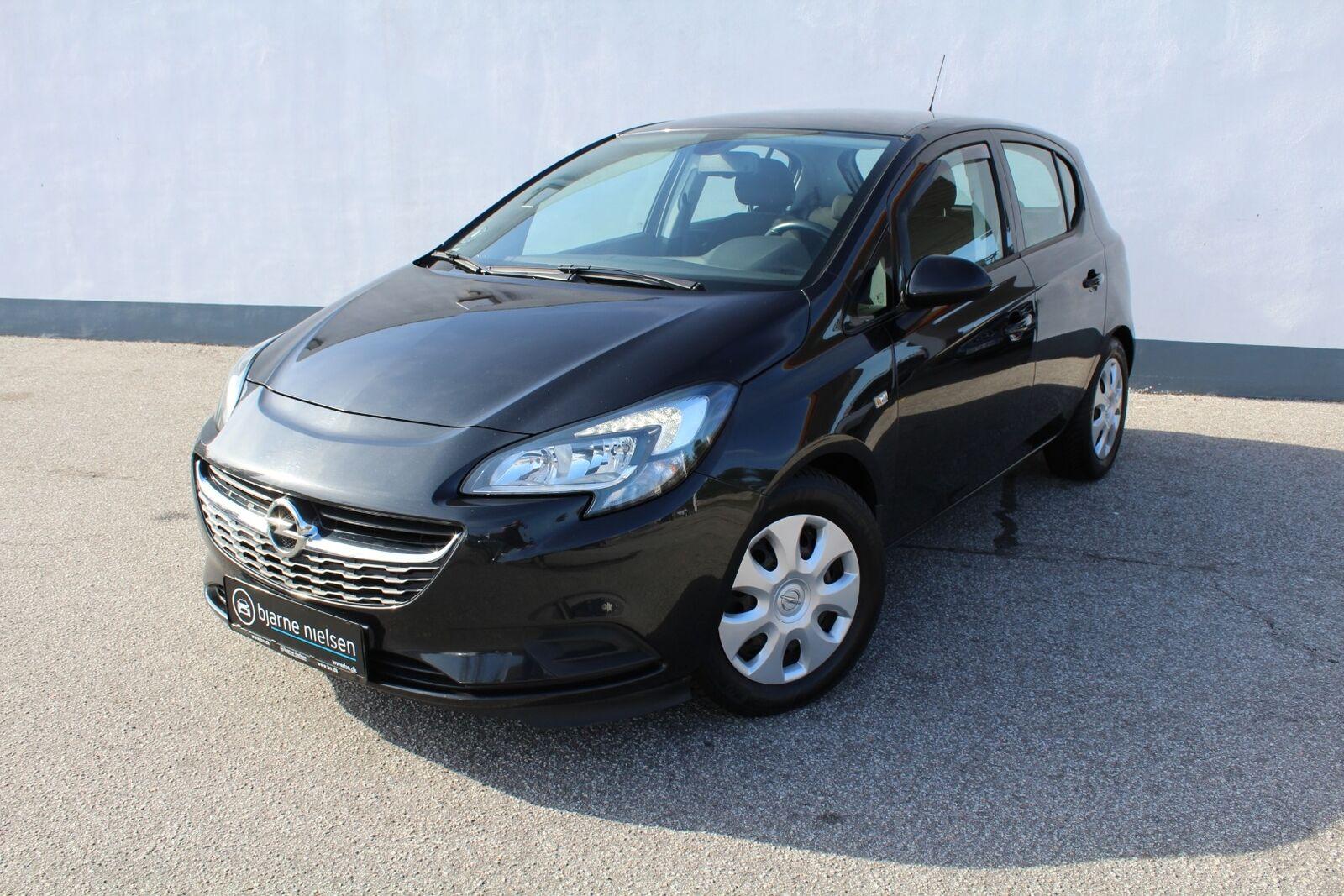 Opel Corsa Billede 6