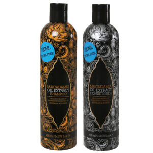 MACADAMIA-OIL-EXTRACT-SHAMPOO-amp-CONDITIONER-DUO-REVITALISE-HAIR-TREATMENT-400ml