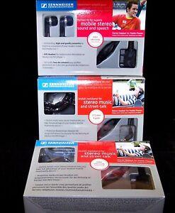 Sennheiser-MM30-MM50-Fast-Port-2-5mm-4-pole-Sony-Ericsson-Motorola-OVP-L121