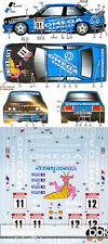 STUDIO 27 1/24 BMW M3 E30 LISTERINE BTCC 1991 DECAL for AOSHIMA HOY BELLM