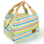 Thermal-Portable-Insulated-Cold-Canvas-Stripe-Picnic-Tote-Carry-Case-Lunch-Bag thumbnail 11
