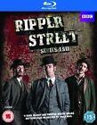Ripper Street - Series 1 and 2 UK BLURAY
