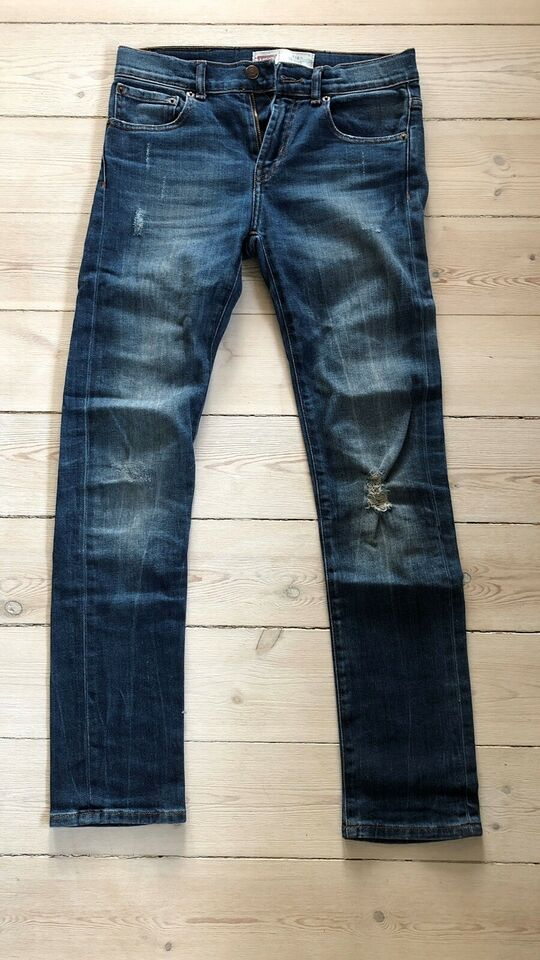 Jeans, Bomuld, Levis