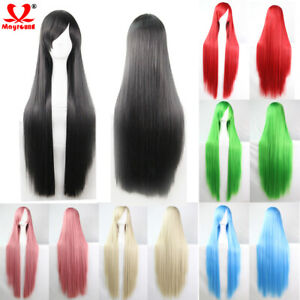 Women-Cosplay-Wig-Long-Straight-Party-Costume-Headwear-Full-Wigs-Heat-Resistant