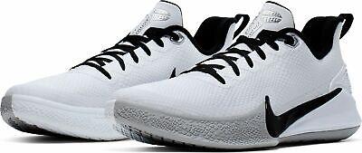 Nike Mamba Focus Kobe White/Black TB