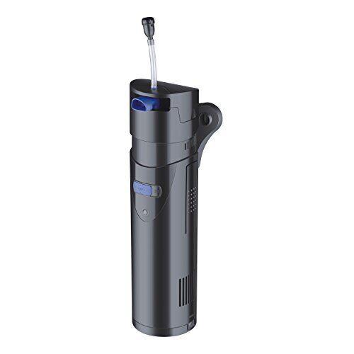 Vepotek Uv Sterilizer Submersible Filter Pump w  Active Carbon Filtration
