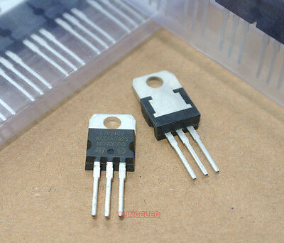 5 off 7924 L7924 Voltage Regulators 1 Amp T0220