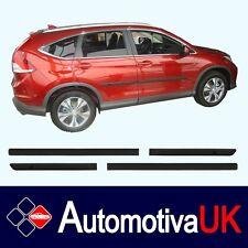 Honda CRV CR-V Mk4 Rubbing Strips   Door Protectors   Side Protection Mouldings