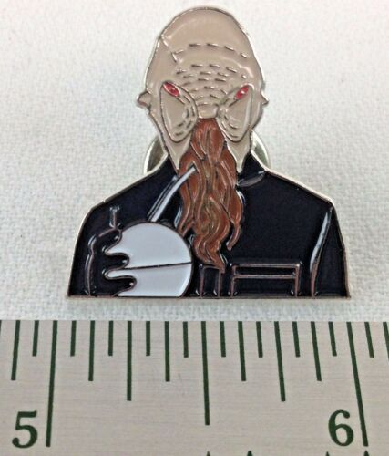 New Doctor Who Science Fiction TV Series UK Imported Enamel Pin The OOD