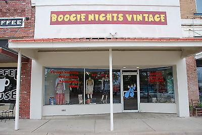 Boogie Nights Vintage