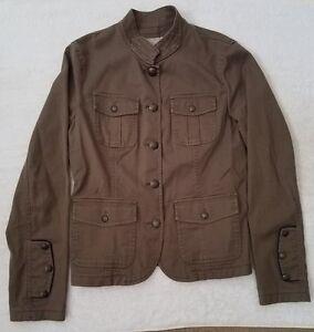 Banana-Republic-Women-039-s-Jacket-Size-8