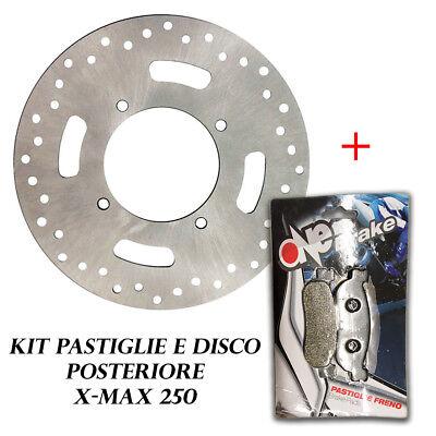 PASTIGLIE FRENO PARMAKIT POSTERIORE YAMAHA X-MAX XMAX YP R 250 2009 76900.74