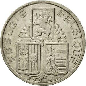 [#543085] Munten, België, 5 Francs, 5 Frank, 1939, FR+, Nickel, KM:117.1
