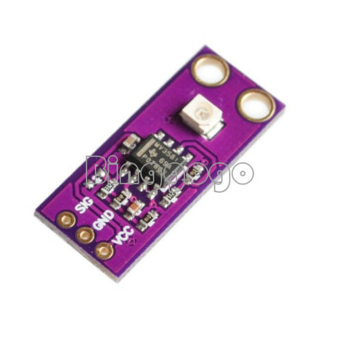 GUVA-S12sd Light Sensor 240Nm-370Nm Uv Detection Sensor Module For Arduino Diy