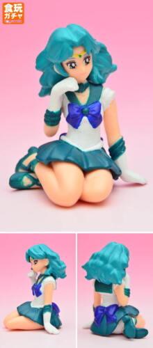 Bandai Sailor Moon landed Sitting Desktop Decorate Your Desk Figure Part 2