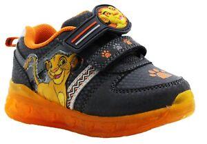 LION KING SIMBA DISNEY Light-Up Shoes