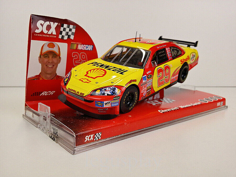 Slot Car SCX Scalextric 62670 Chevrolet Monte Carlo Nº29  Kevin Harvick