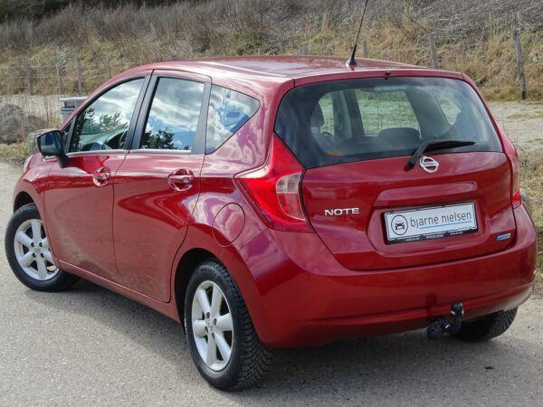 Nissan Note 1,2 Acenta Tech billede 7