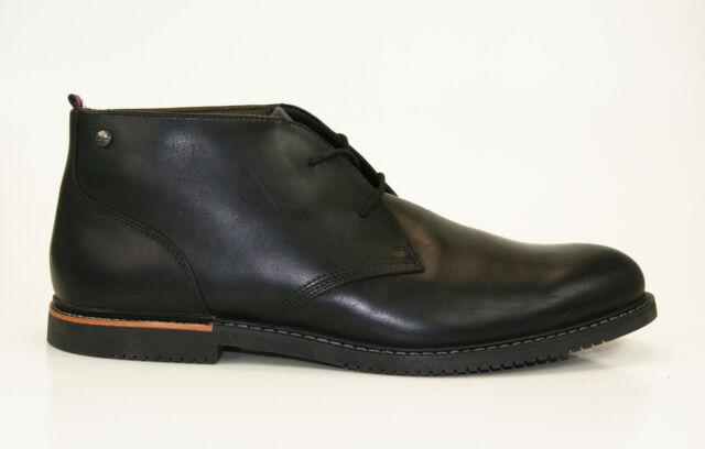 4c6595e8060 Timberland Men s Brook Park Leather Chukka Shoes 5512a 001 Black ...