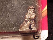 Grenadier HALFLING THIEF 853 Guthrie Dungeons Dragons Miniature Metal Hobbit Lot