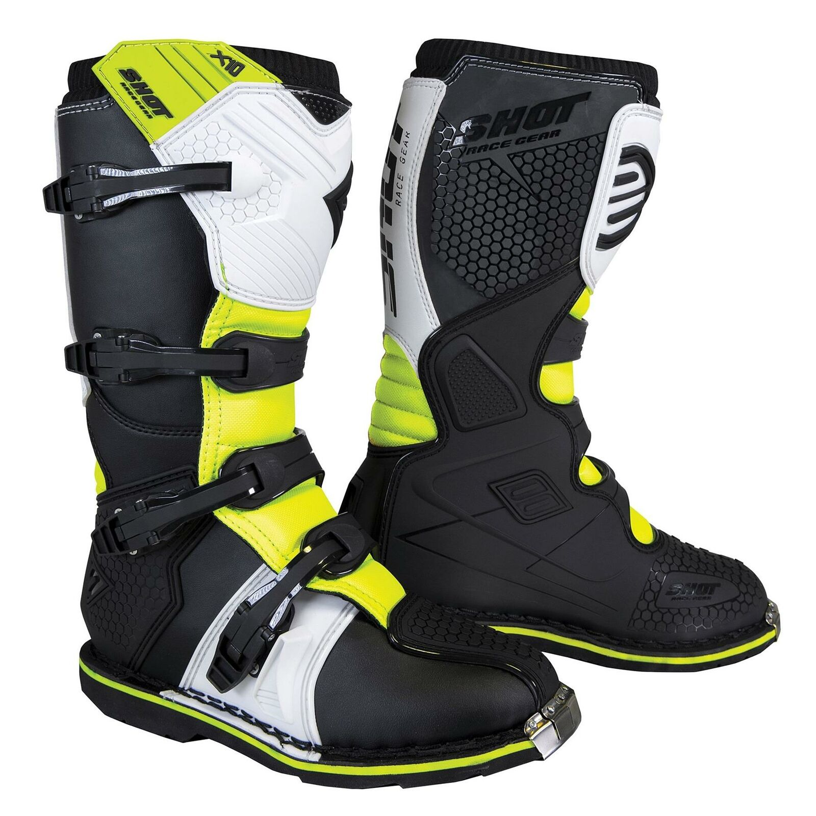 Acerbis 0021596.315 Stivali Motocross Uomo X pro V. IT 45