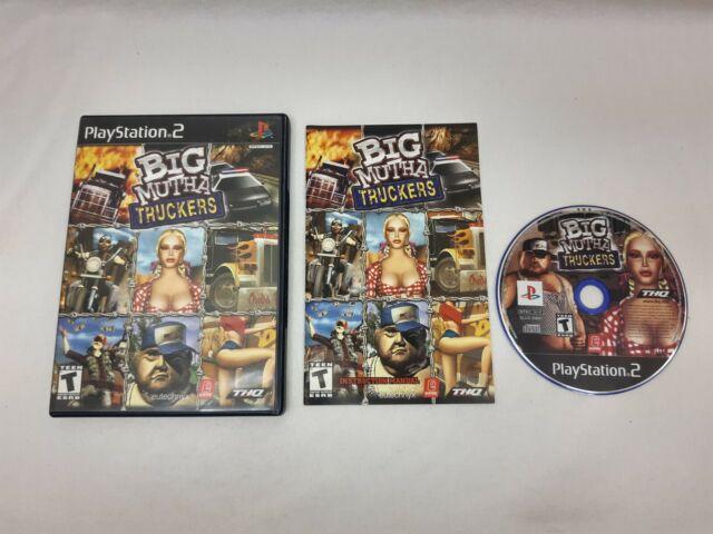 Big Mutha Truckers (Sony PlayStation 2, 2003) (856)