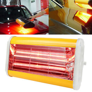 1kw Portable Spray Baking Booth Infrared Paint Curing Lamp