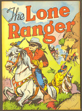 1948 Lone Ranger Comic Book # 1 Cave of the Ghost Missing Body