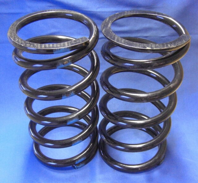 JAGUAR DAIMLER FRONT ROAD COIL SPRING KIT FITS XJ6 4.2 WITH AIR CON RTC2751