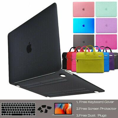 "Crystal Hard Shell Case Bag /& kb Macbook Air Pro 13/"""
