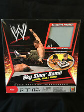 Mattel R3201 WWE Sky Slam Game VERY RARE BOARD GAME JOHN CENA WWF NXT COMPLETE!!