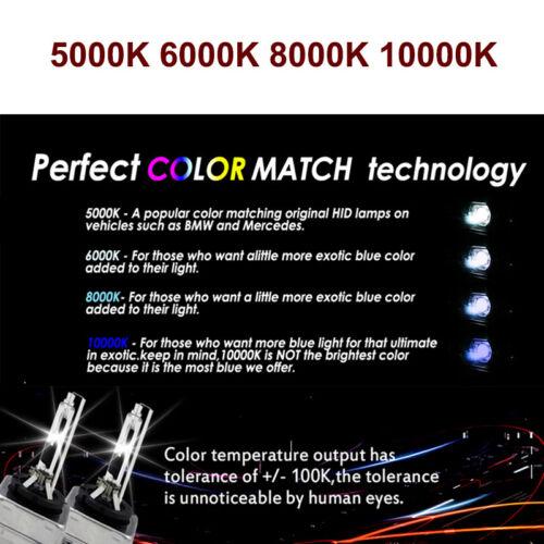 2X D1S D1R 66140 66144 HID Xenon Bulb Lamp OEM Direct Replacement Headlight KIT