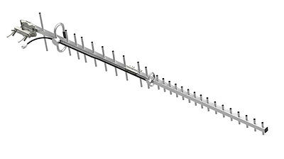 Ericsson W35 Rogers Rocket Hub Bell Turbo Hub router external Yagi Antenna